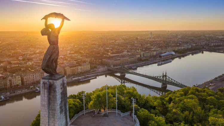 burgviertel budapest rundgang